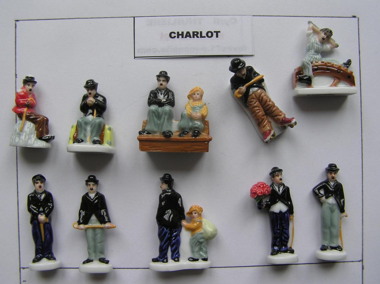 fèves CHARLOT &qu...