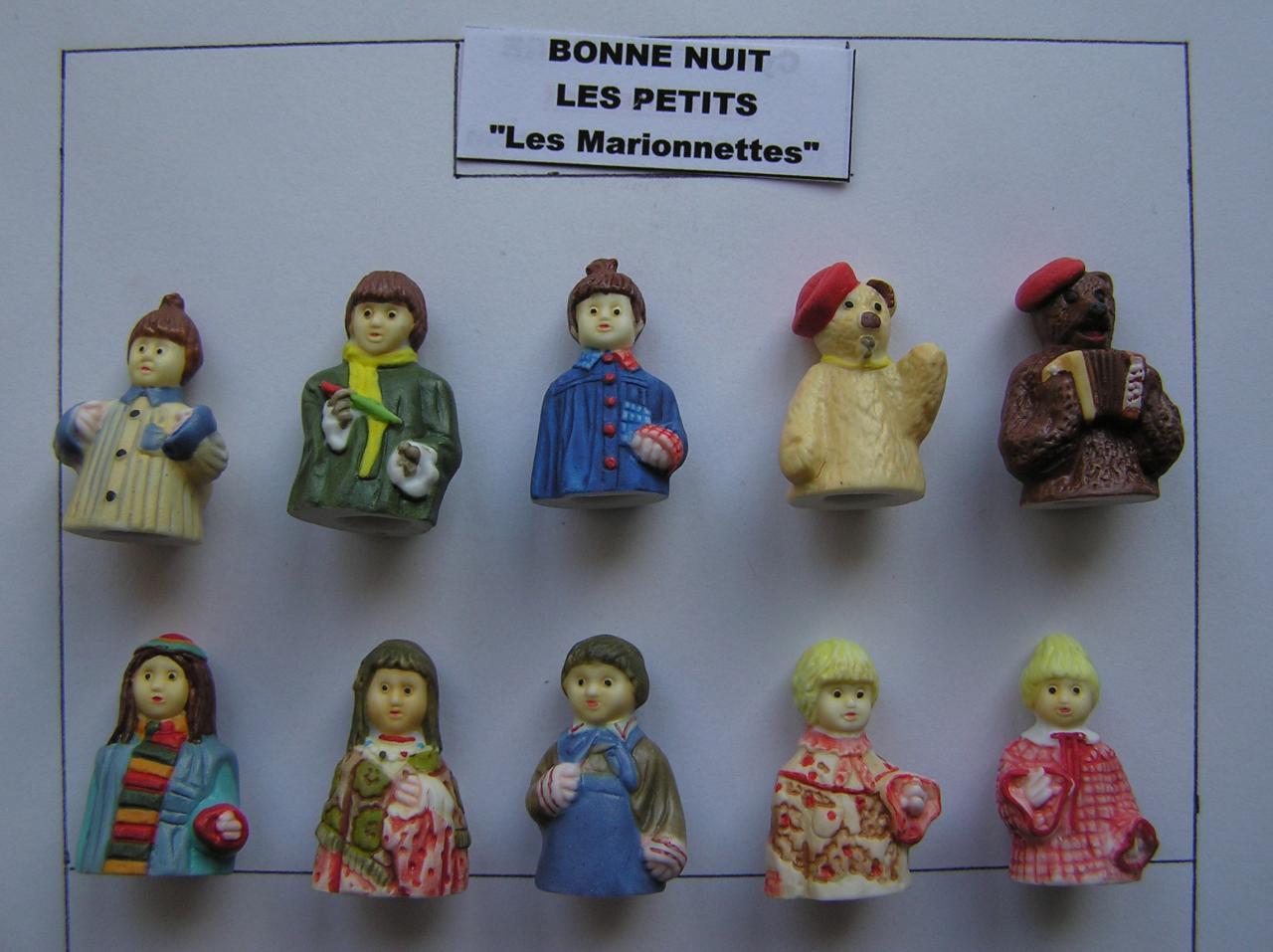 F ves marionnettes bonne nuit les petits r f v69 - Personnage bonne nuit les petit ...